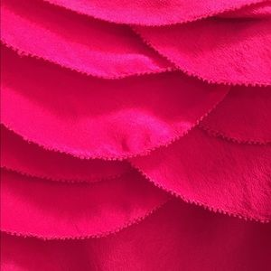 Tops - Flirty Pink Tank Top